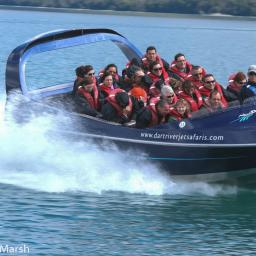 Dart River Jet Boating