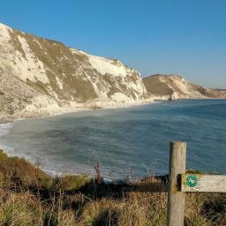 HF Lulworth Cove