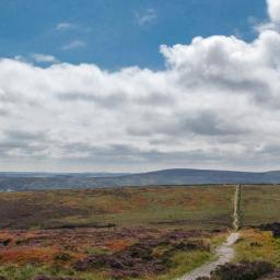 Buxton and The Goyt Valley