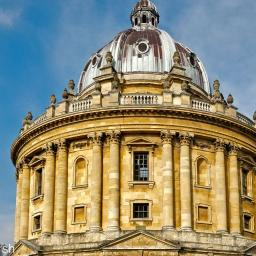 Rob's Oxford Walk