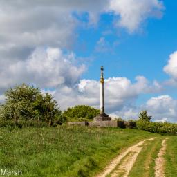 Walk: Scutchamer Knob - Farnborough