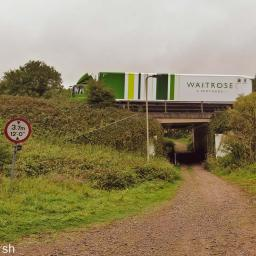 Walk: E Ilsley, south under A34