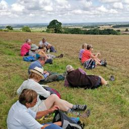 Walk: Great Coxwell - Longcot