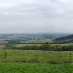 Watlington Hill from outside Watlington Park