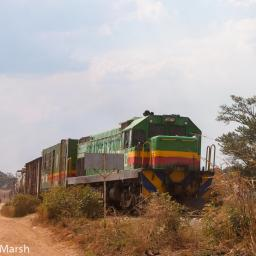 Mozambique 2009 ~ Trains, trucks and tanks