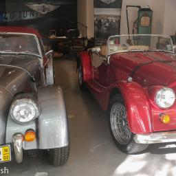 Morgan Showroom