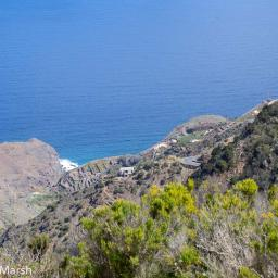 "Guided walk - ""north of La Gomera"""